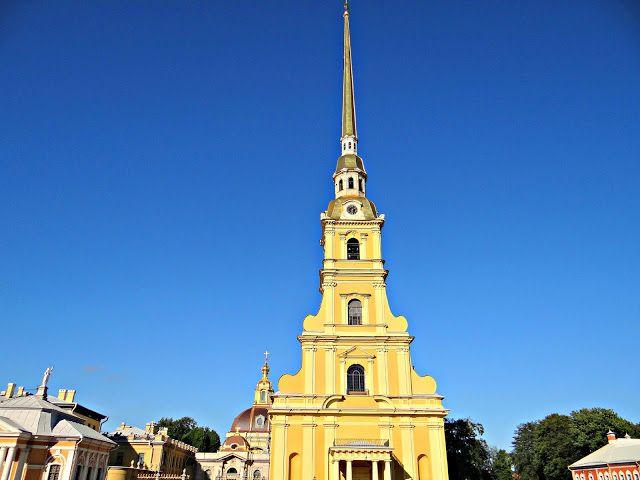 Travelblogger: Városlátogatások: Szentpétervár főbb látnivalói: A Péter-Pál erőd és...