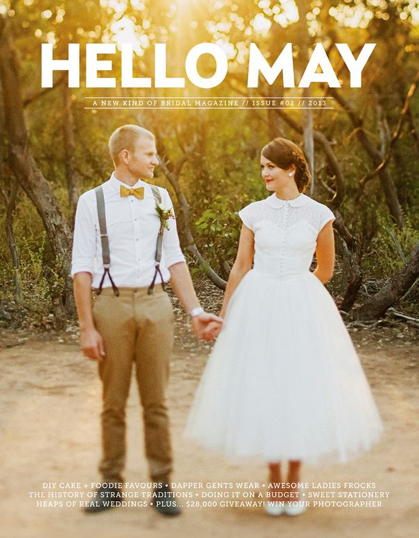 HELLO MAY ISSUE TWO