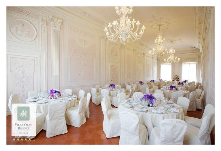 Wedding - Ballroom Villa Olmi