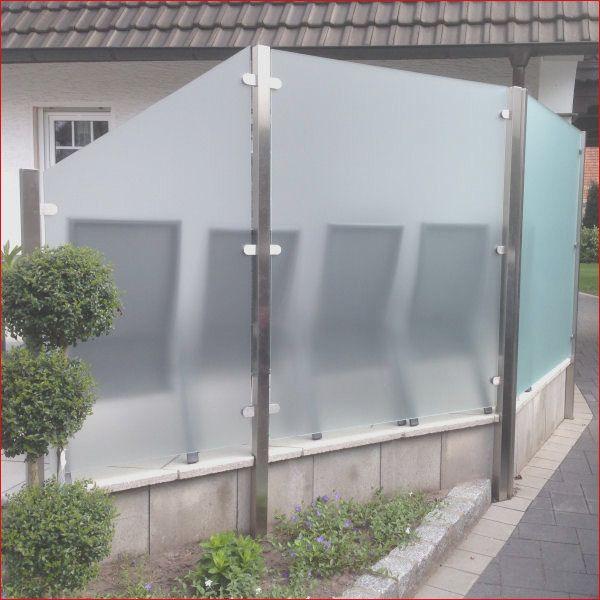 31 Einzigartig Sichtschutz Aus Glas Für Terrasse Design
