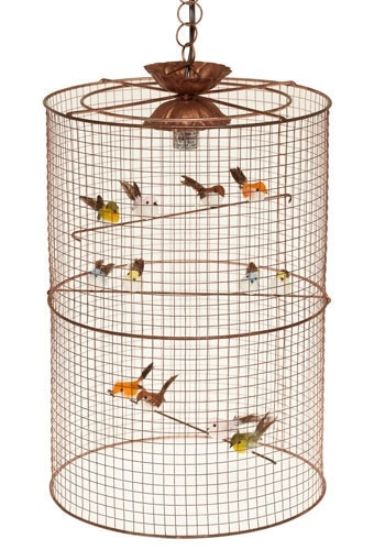 Let There Be Flight Hanging Lamp | Mod Retro Vintage Electronics | ModCloth.com - StyleSays