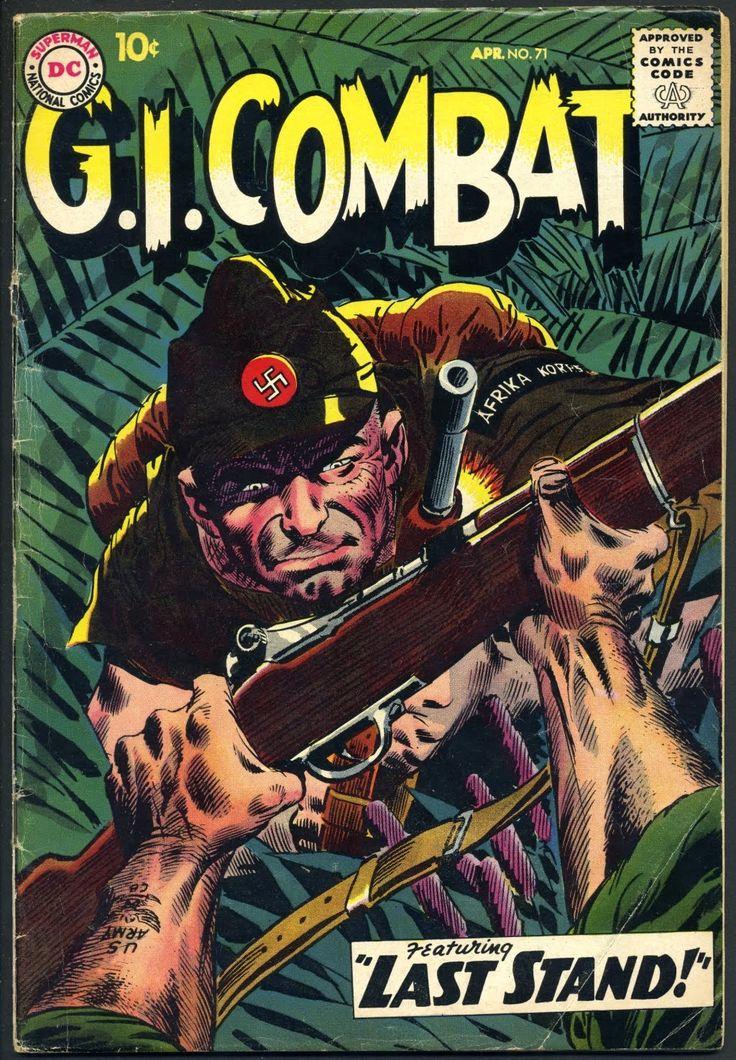 Comic Book Cover Tutorial : Best joe kubert ideas on pinterest tarzan of the