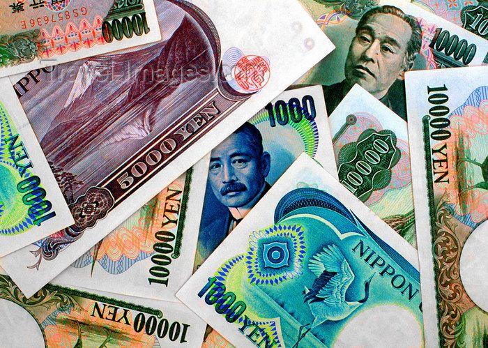Sejarah Mata Uang YEN
