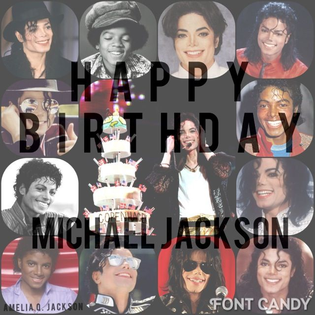 Happy Birthday Michael 3 Collage Made By Me D Amelia Moreno