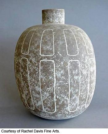 Claude Conover Born in Pittsburgh and educated at the Cleveland Institute of Art, Conover worked as a commercial designer for over 30 years before turning full-time to ceramics, the techniques of which he taught himself.