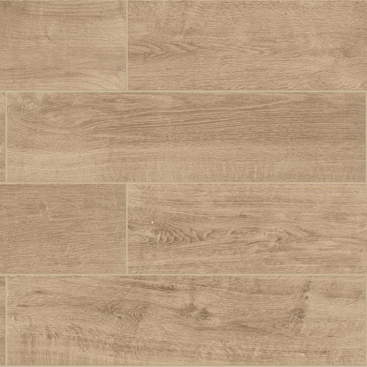 Msi Capel Timber 6 In X 24 In Matte Ceramic Floor And Wall Tile 1 Sq Ft Nhdcaptim6x24 The Home Depot In 2020 Ceramic Floor Wood Look Tile Floor Floor And Wall Tile