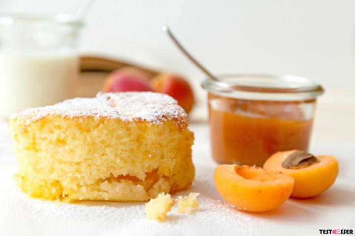 Marillenkuchen mit Joghurt