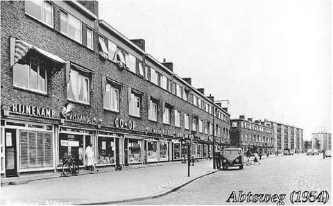 Abtsweg 1954