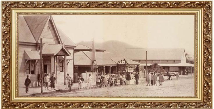 Home | Cooktown History Centre