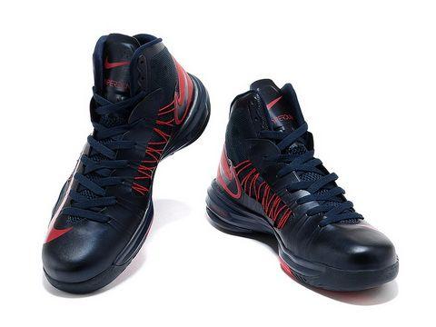 Nike Lunar Hyperdunk 2012 USA Away,Style code:535359-400,The shoe