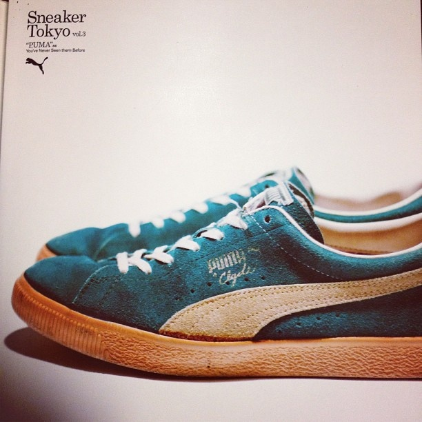 the latest 5d5b6 4b08f PUMA #Clyde #PUMALife #sneakers #shoes #classic #style ...