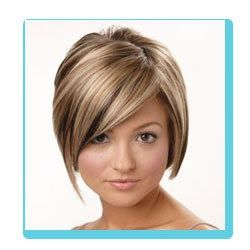2011 Short Hairstyles for Round Faces - Short Hair Styles For Women - Zimbio Check out Dieting Digest