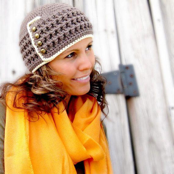 love it #crochet #hat