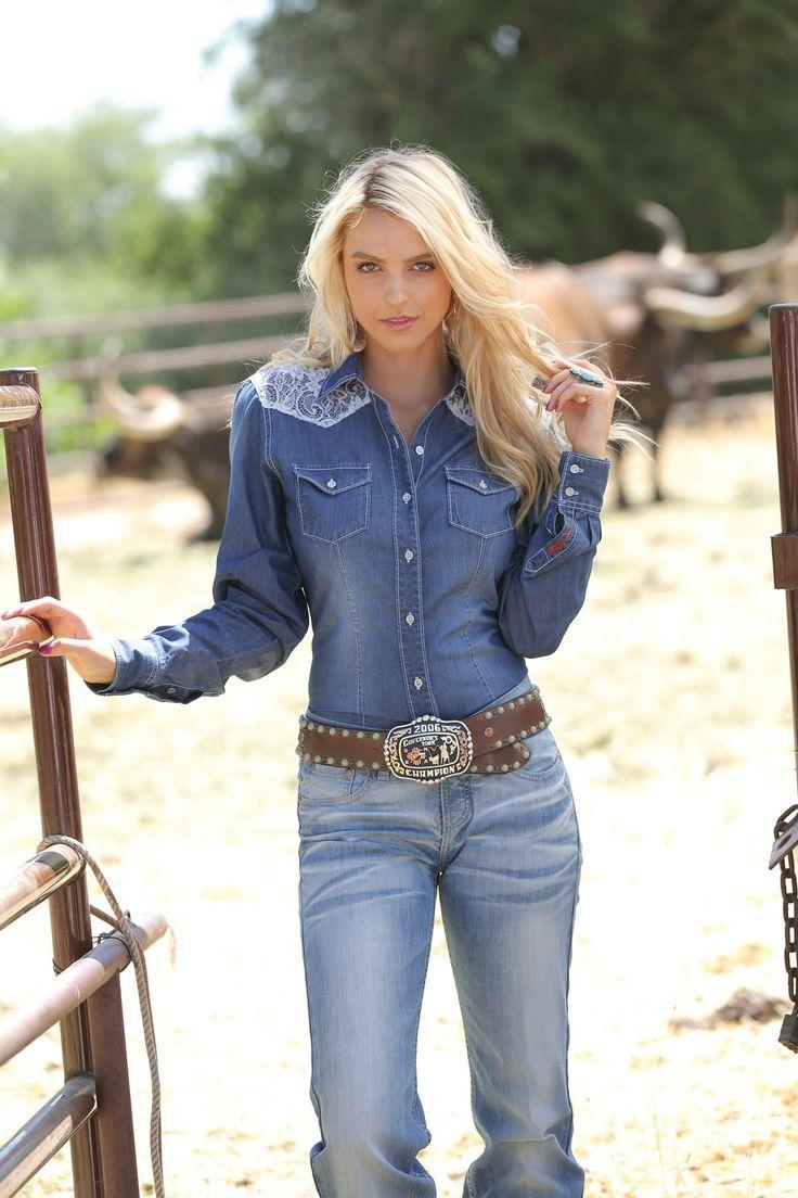 171 best a cowgirl's closet images on pinterest  denim