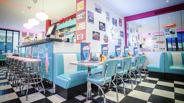 Restaurant HD Diner Marais à Paris 4ème : Le Marais - Saint-Paul - menu, avis, prix et réservation