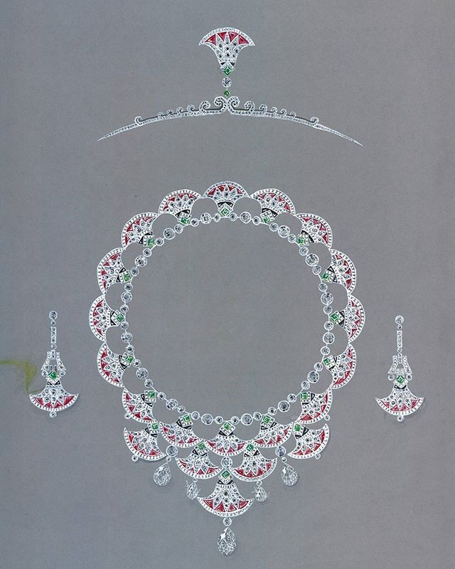 Jewelry de  2187 best jewelry sketch images on Pinterest | Jewellery sketches ...