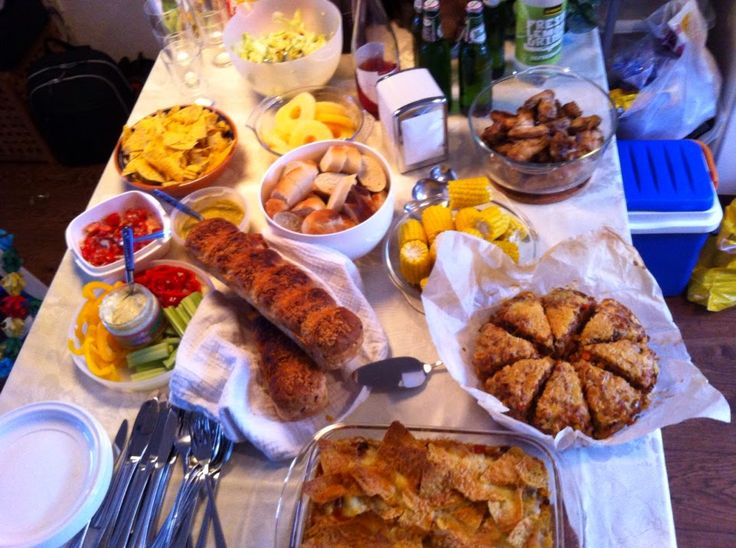 Uit mijn keukentje: Mexicaans Buffet