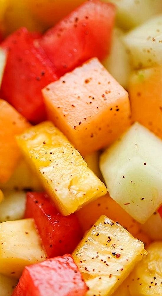 Mexican Fruit Salad.                                                                                                                                                     More