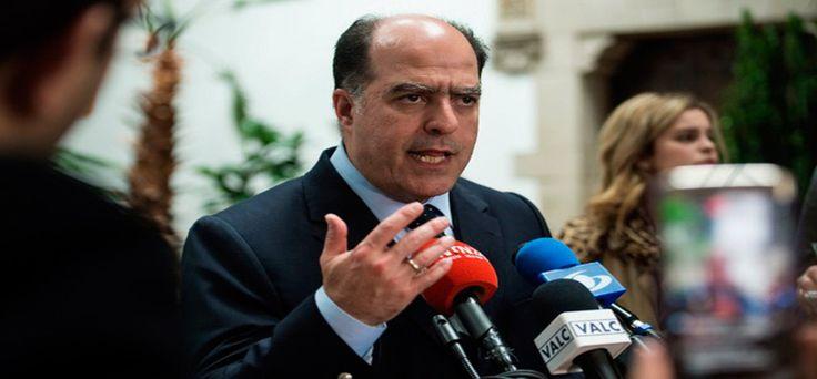 Despues de que se ha encargado de pedir sanciones economicas para Venezuela, Borges dice que AN puede trabajar por la refinanciación de la deuda? | Últimas Noticias