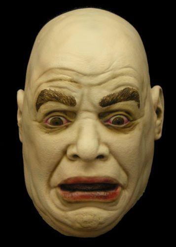 Deluxe Tor Johnson Halloween Mask Not Don Post Studios