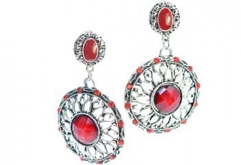 Long earrings $5