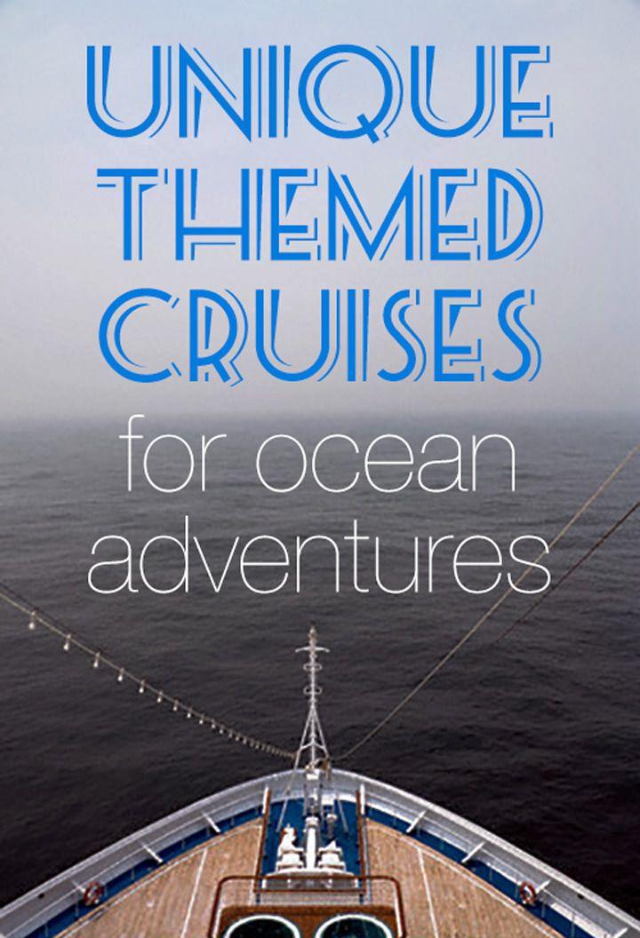 8 hilarious themed cruises you can actually book