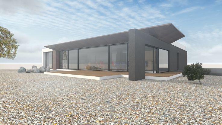 1000 bilder zu bungalow moderne architektur auf pinterest - Bungalow moderne architektur ...