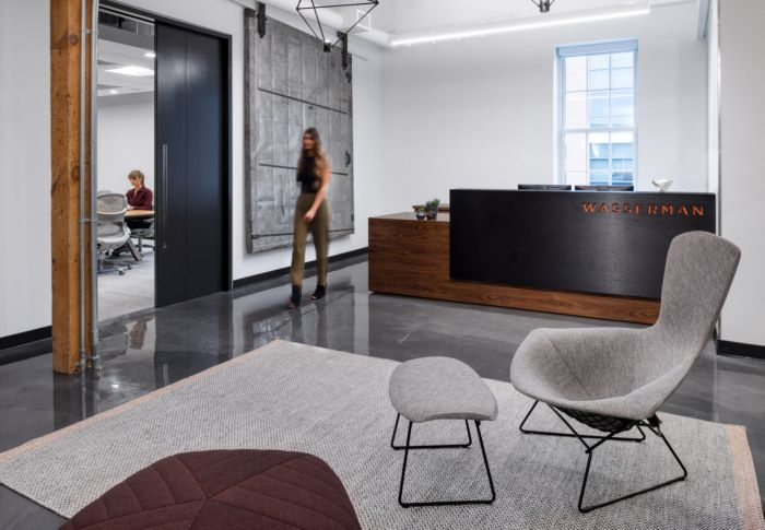 Office Tour Wasserman Media Group Offices Toronto Interior