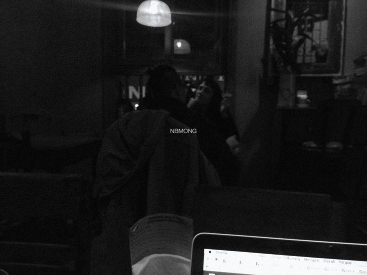 Coffee and smoke  Instagram: @nbmong