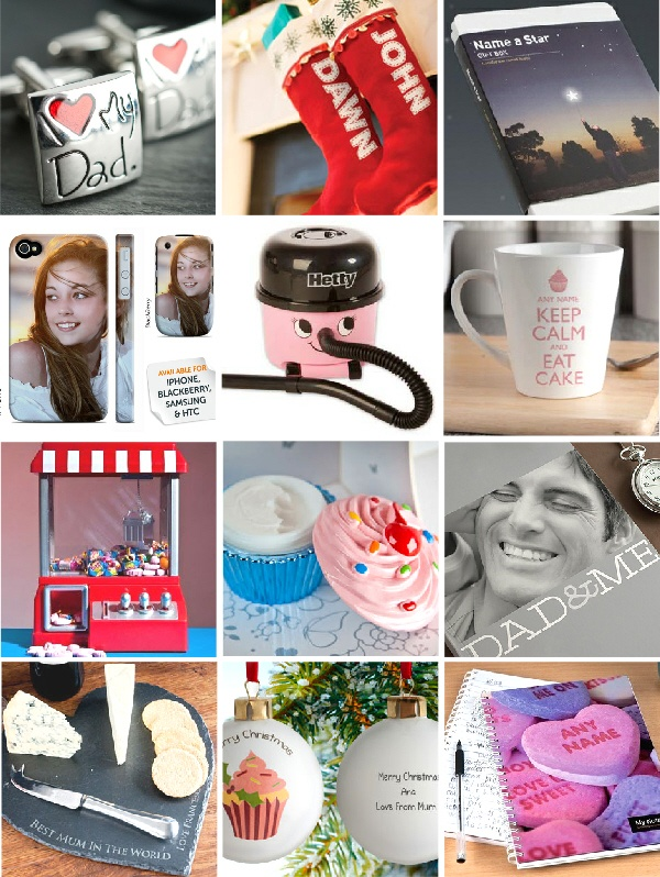 Holiday Gift Guide: Personalised Christmas Present Ideas