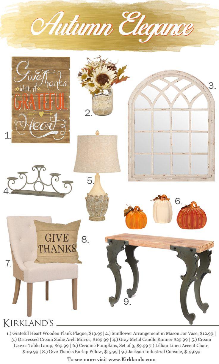 Autumn Decorating Ideas Inspiration Decorating Living