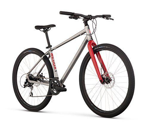 Raleigh Redux 1 Urban Assault Bike 21 Xl Frame Pewter 21 X
