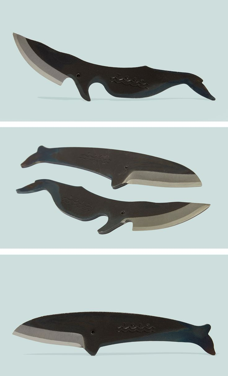 Japanese Whale Knives- £50.00