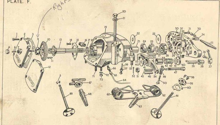 vw beetle engine blueprint Google Search Blueprints