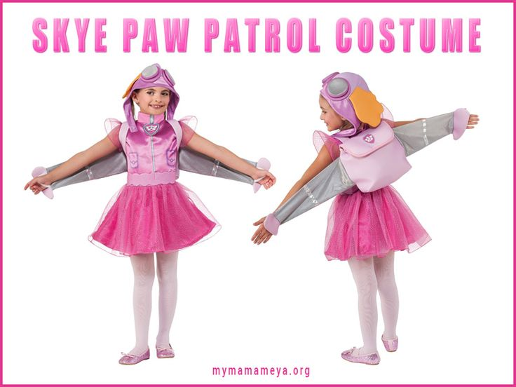 Are you looking for a perfect Skye PAW Patrol costume? Why You Should Invest In A Skye PAW Patrol Costume Pretend Dress-UP Playing dress-up has loads of benefits! http://mymamameya.org/skye-paw-patrol-costume/