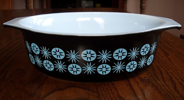 What is this Pyrex beauty!!?? Bold & Beautiful :)