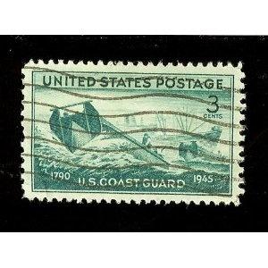 "1945 ""Coast Guard Issue"" 3 Cents Stamp (#936)Guard Things, Coast Guard, Guard Issues, Cent Stamps, Stamps 936, Semper Paratus, 1945 Coast, Coastie Stuff"