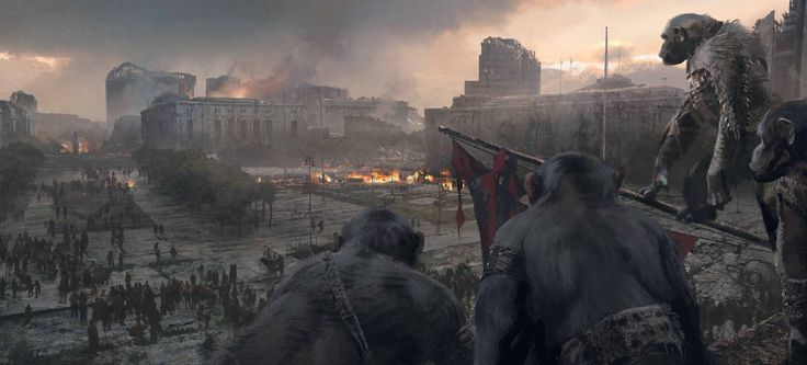 War for the Planet of the Apes: Concept Art & Illustration Collection  -  Concept Art - War for the Planet of the Apes is a Movie Directed by Matt Reeves, Produced by Peter Chernin, Dylan Clark, Rick Jaffa, Amanda Silver and Written by M...