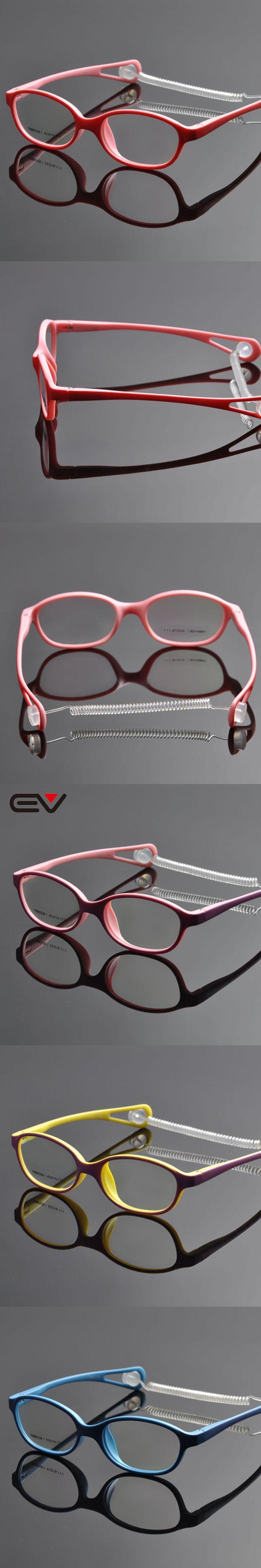Kids clear glasses vintage spectacle frames spectacle frame sport optical eye glasses frames for kid EV1066