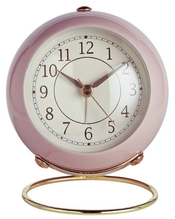 I Think It S Cute Retro Alarm Clock From Argos Clock Argos