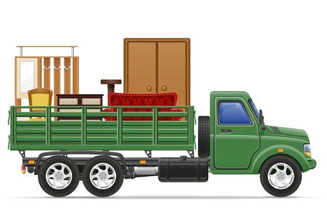 شركة نقل عفش بجدة Moving Furniture Toy Car Furniture