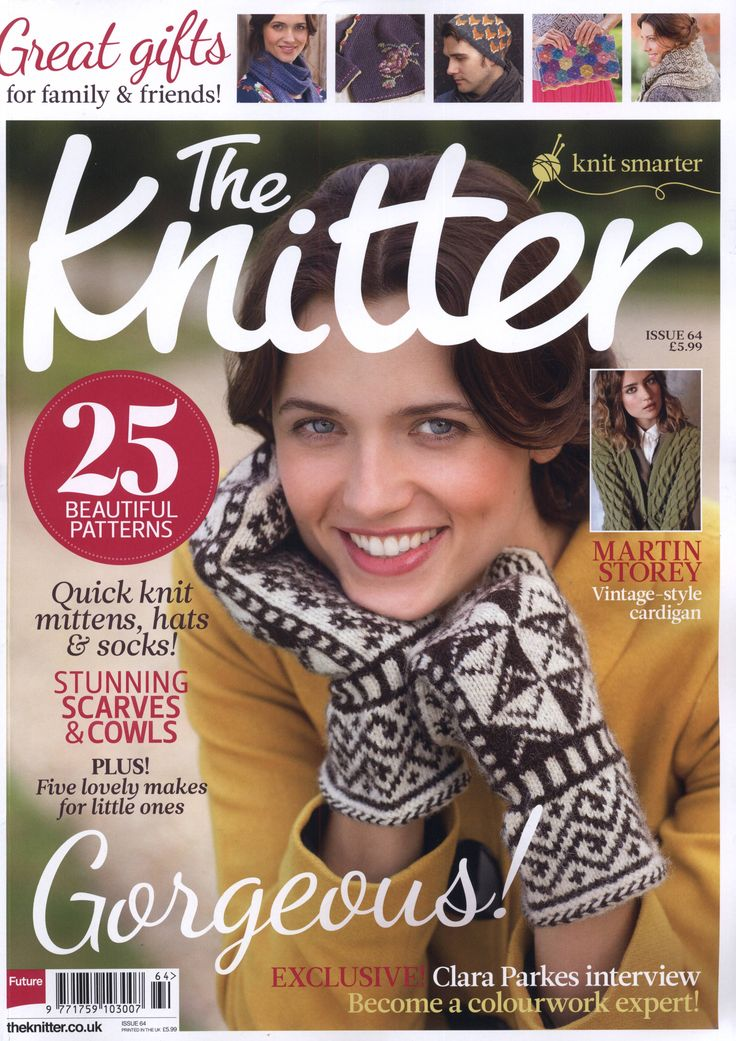 The Knitter - No.64/2013
