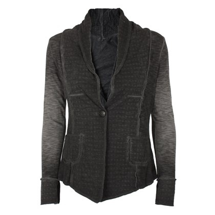 PLEASE JERSEY BLAZER - DV657BZ1 SORT