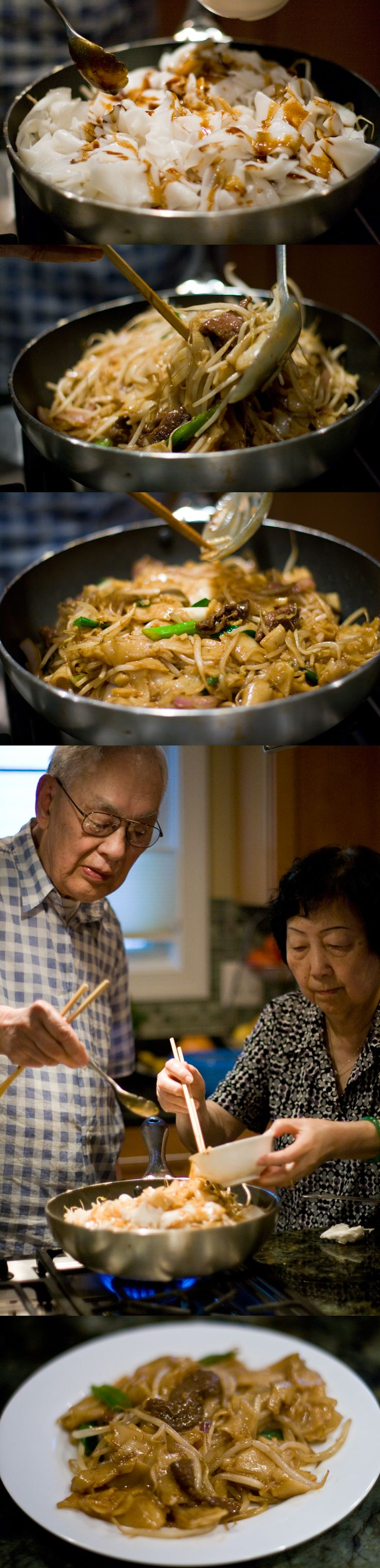 Recipe Box: Beef Chow Foon | The Hungry Muse