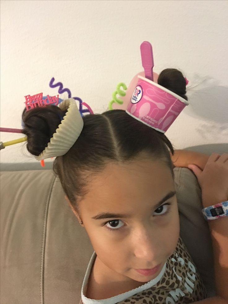 wacky hairstyles ideas
