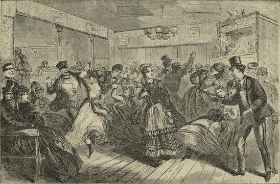 Harry Hill's Concert Saloon
