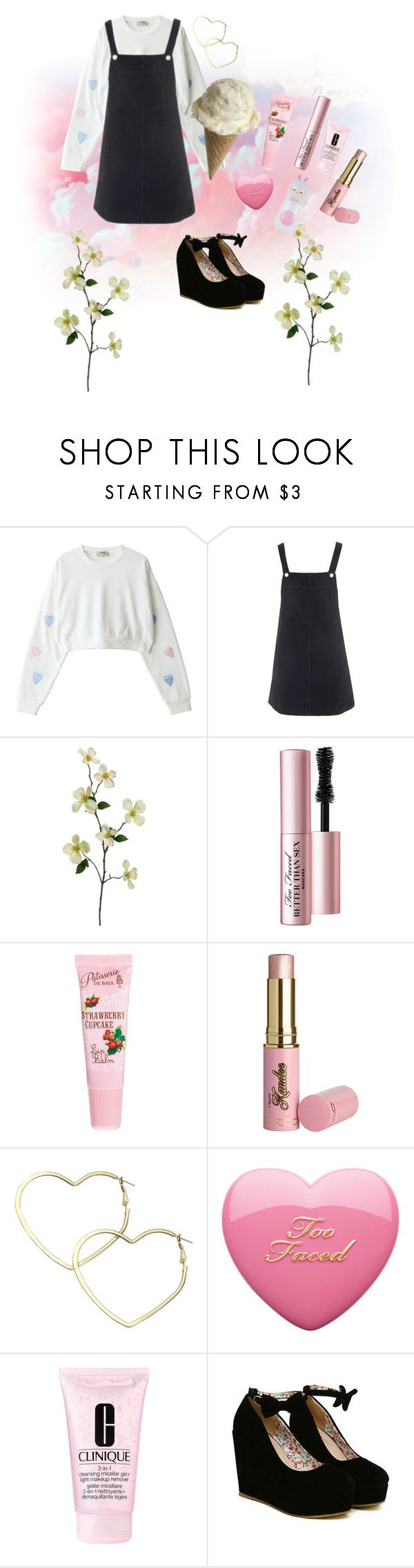 """"""""""" by pinkdaydream8x on Polyvore featuring Too"""