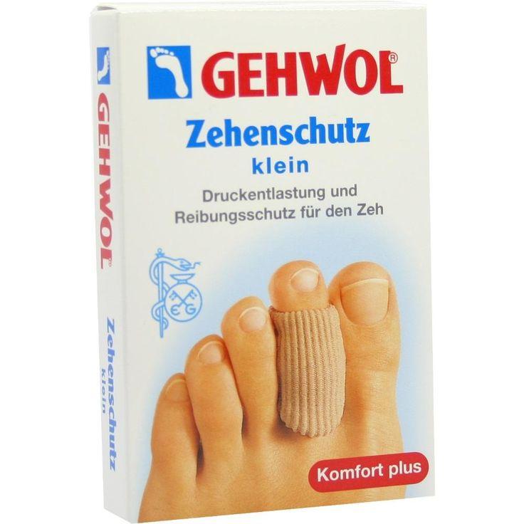 GEHWOL Polymer Gel Zehen Schutz klein:   Packungsinhalt: 2 St PZN: 01445454 Hersteller: Eduard Gerlach GmbH Preis: 5,11 EUR inkl. 19 %…