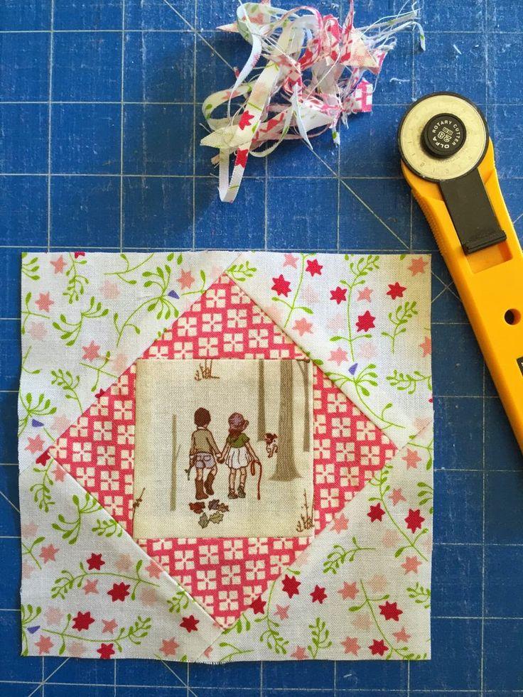 74 Best Fussy Cut Quilts Blocks Images On Pinterest