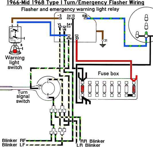 6 pin flasher relay wiring diagram  Google Search